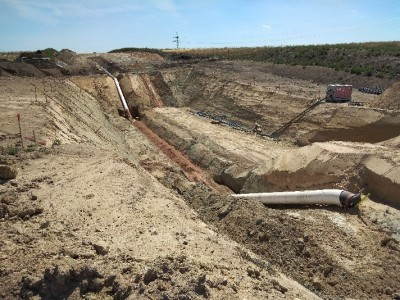 Pipelines machen den Weg frei ...